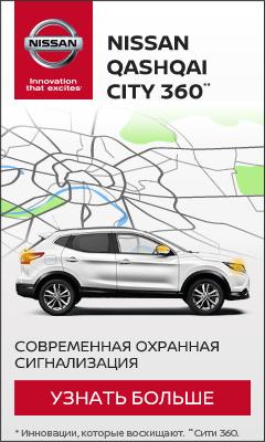 HTML5-баннер: Nissan QASHQAI